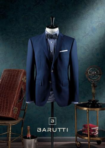 Pure Wool Super 120 S | Blazer | N.O.S.