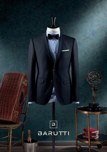 Pure Wool Super 140 S | Blazer | N.O.S.
